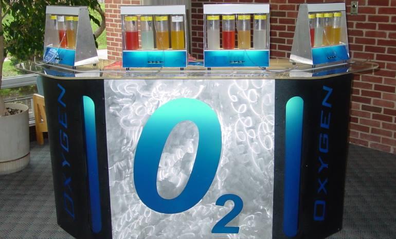 Как открыть кислородный бар? Бизнес на кислородных коктейлях.