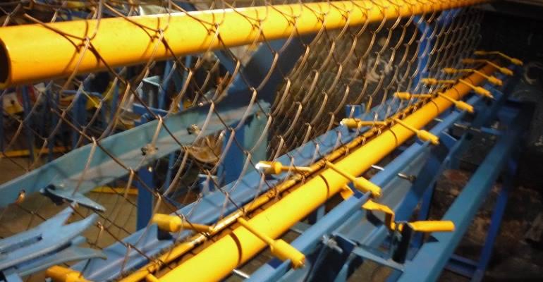 Бизнес по производству сетки рабицы