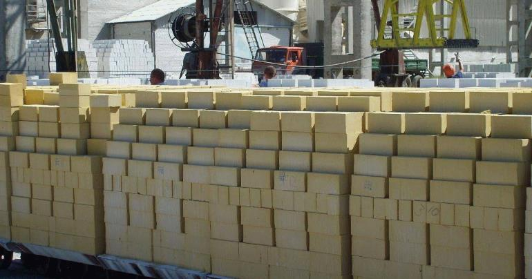 Производство силикатного кирпича