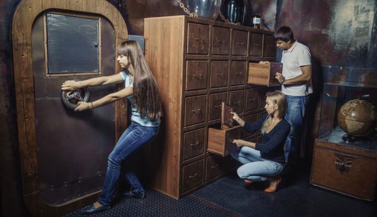 Бизнес план квест комнаты